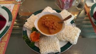 The Na-Taings appetizer at Aspara.