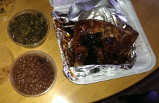 BBQ Chicken + sides