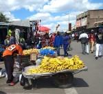 Market in Lusaka